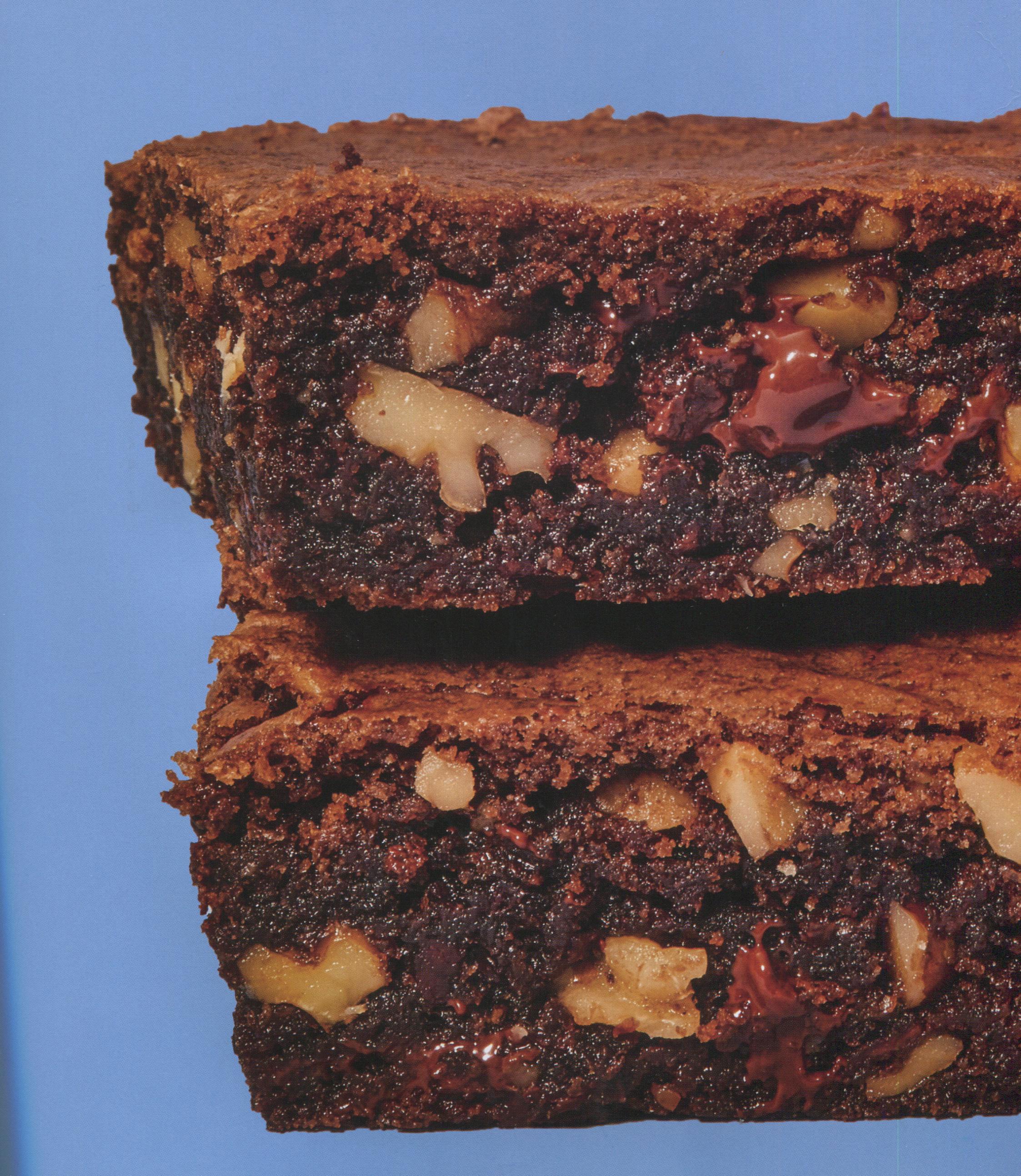TBT Recipe: Fudgy Mocha Bars from Dorie Greenspan
