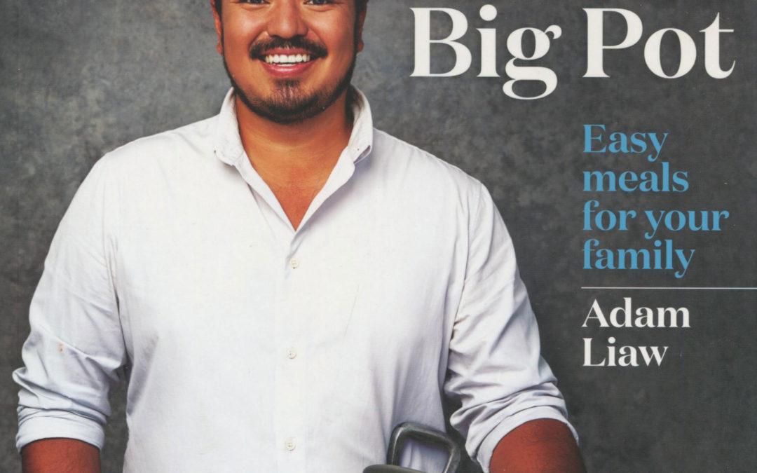 Cookbook Review: Adam's Big Pot by Adam Liaw