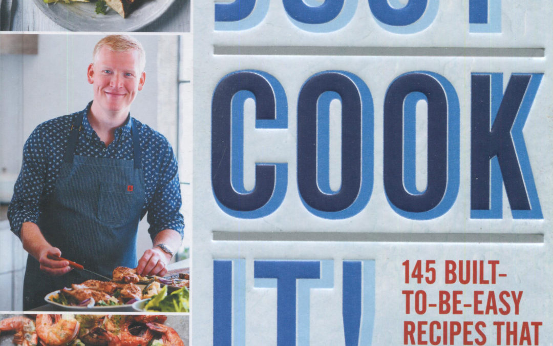Cookbook Review: Just Cook It!