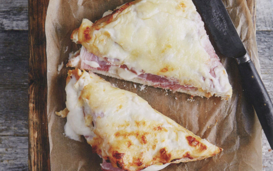 Croque-Monsieur Gourmand from Michel Roux Cheese