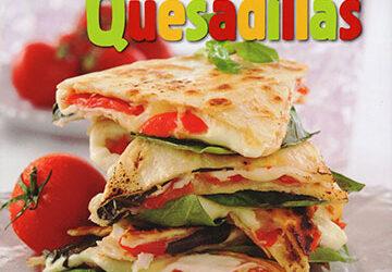 Cookbook Review Quesadillas