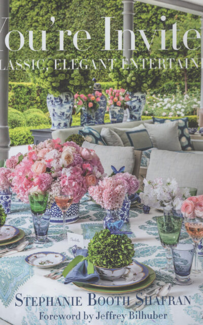Cookbook Review: You're Invited: Classic, Elegant Entertaining