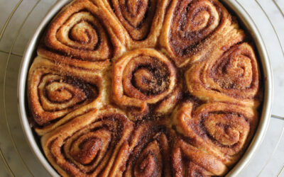 Sticky Buns from Marion Cunningham