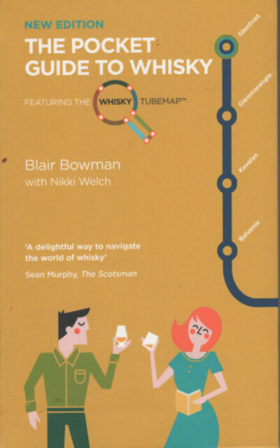 Cookbook Review: The Pocket Guide to Whisky