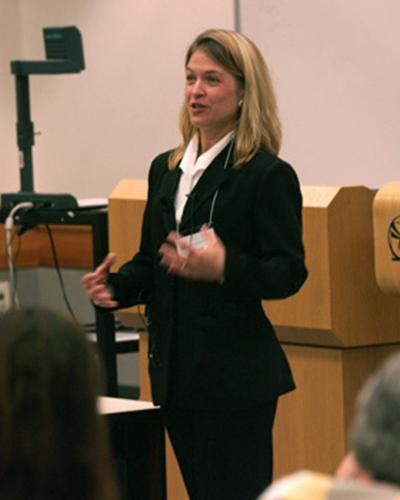 Gina MacDonald