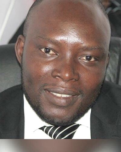 George Adjabeng