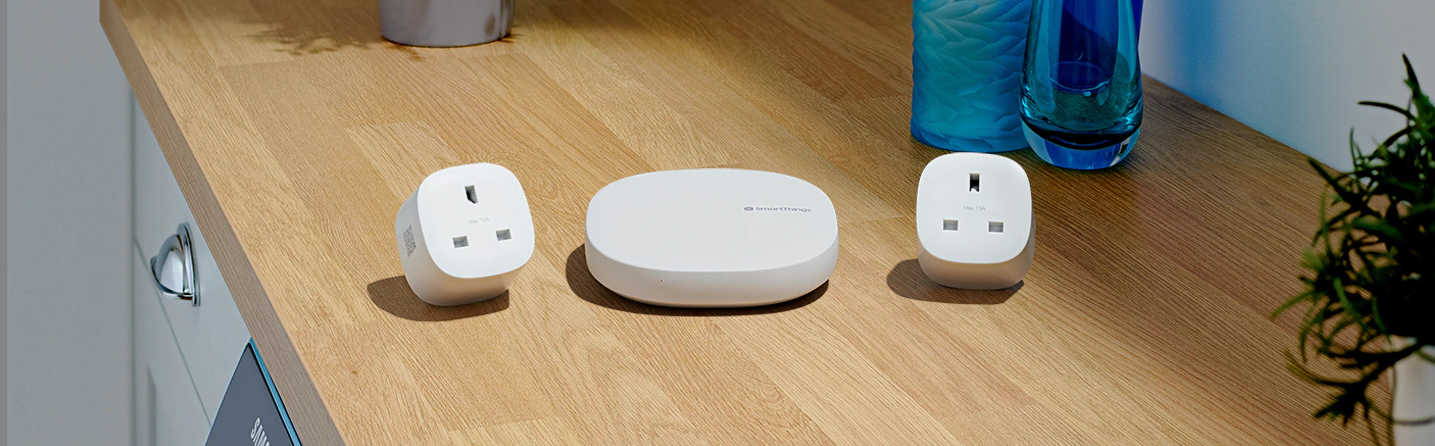 Get 50% off SmartThings Hub and SmartThings Plugs with Special Offer Code