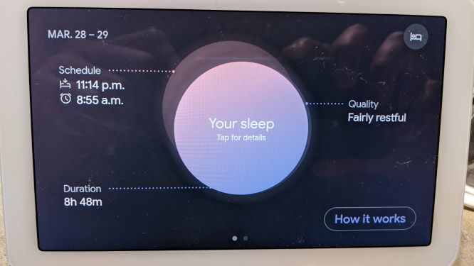 Nest Hub (2nd Gen) Review: Your Sleep Sensing Smart Display