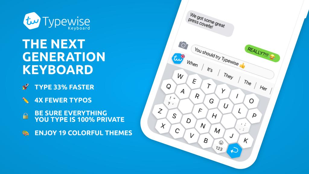 Typewise 3.0 The Next Generation Keyboard
