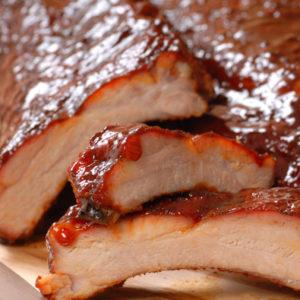 grill bbq food meaty ribs