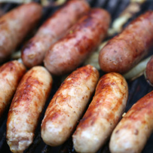 grill bbq food traditional sausages