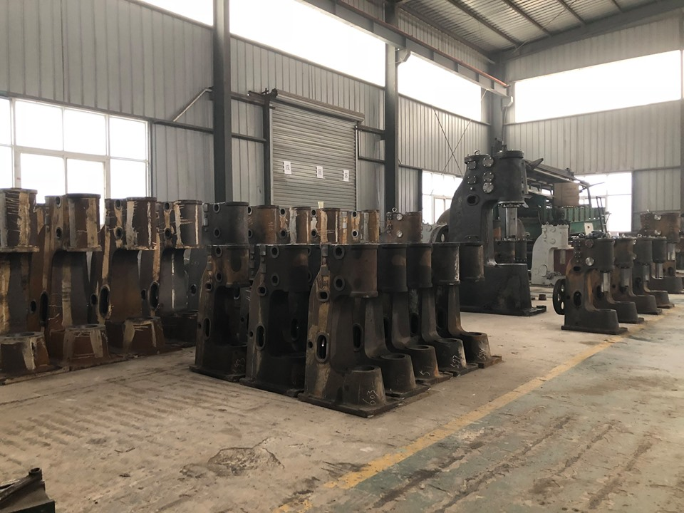 power hammer casting