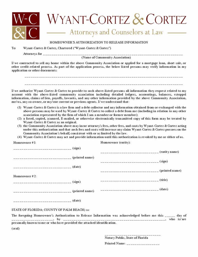 HomeownerAuthorization