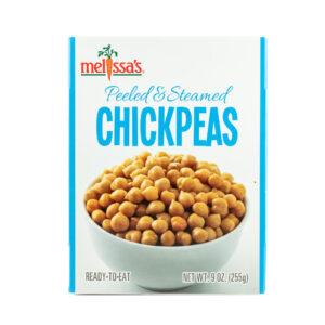 Steamed Chickpeas