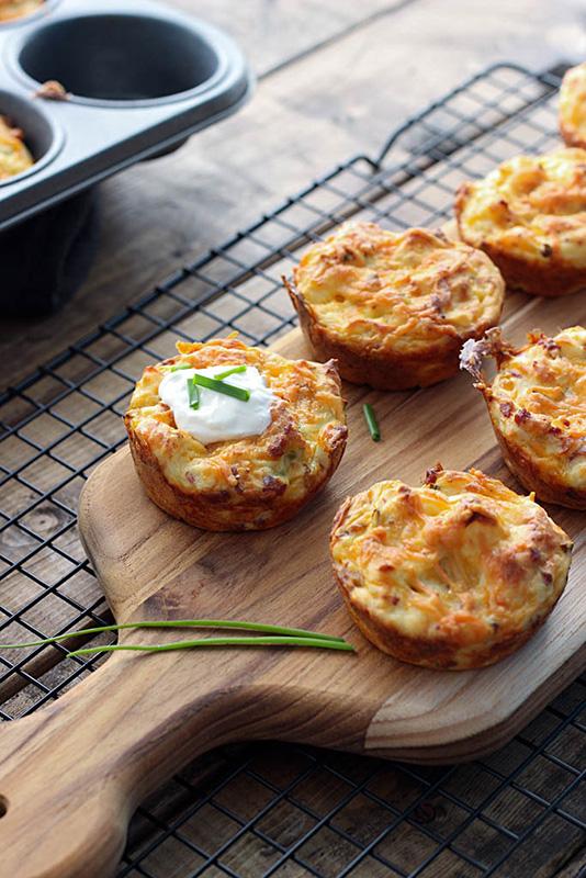 The Ultimate Potato Recipe Roundup l mashed potato puffs