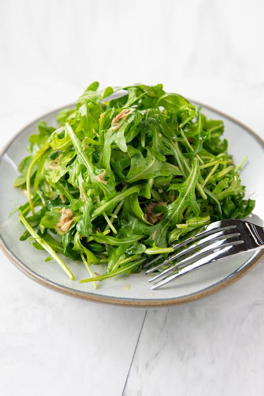 Puntarelle alla Romana, st. patrick's day, st. patty's day, green food, st. patrick's day recipe, salad recipe, light recipe
