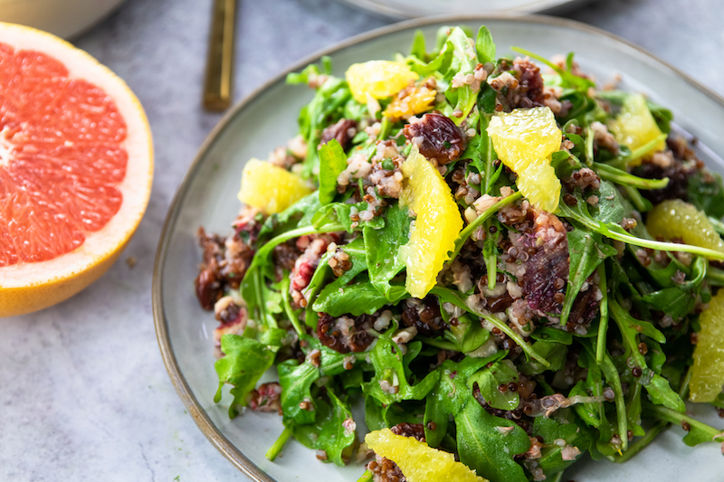 quinoa, salad recipe, easter recipe, plant based