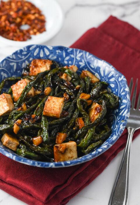 Sichuan Style Grean Beans-14