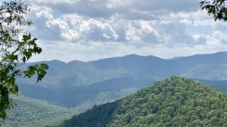 Blue Ridge Parkway - The Cove at Fairview - Vacation Rentals - Asheville, NC