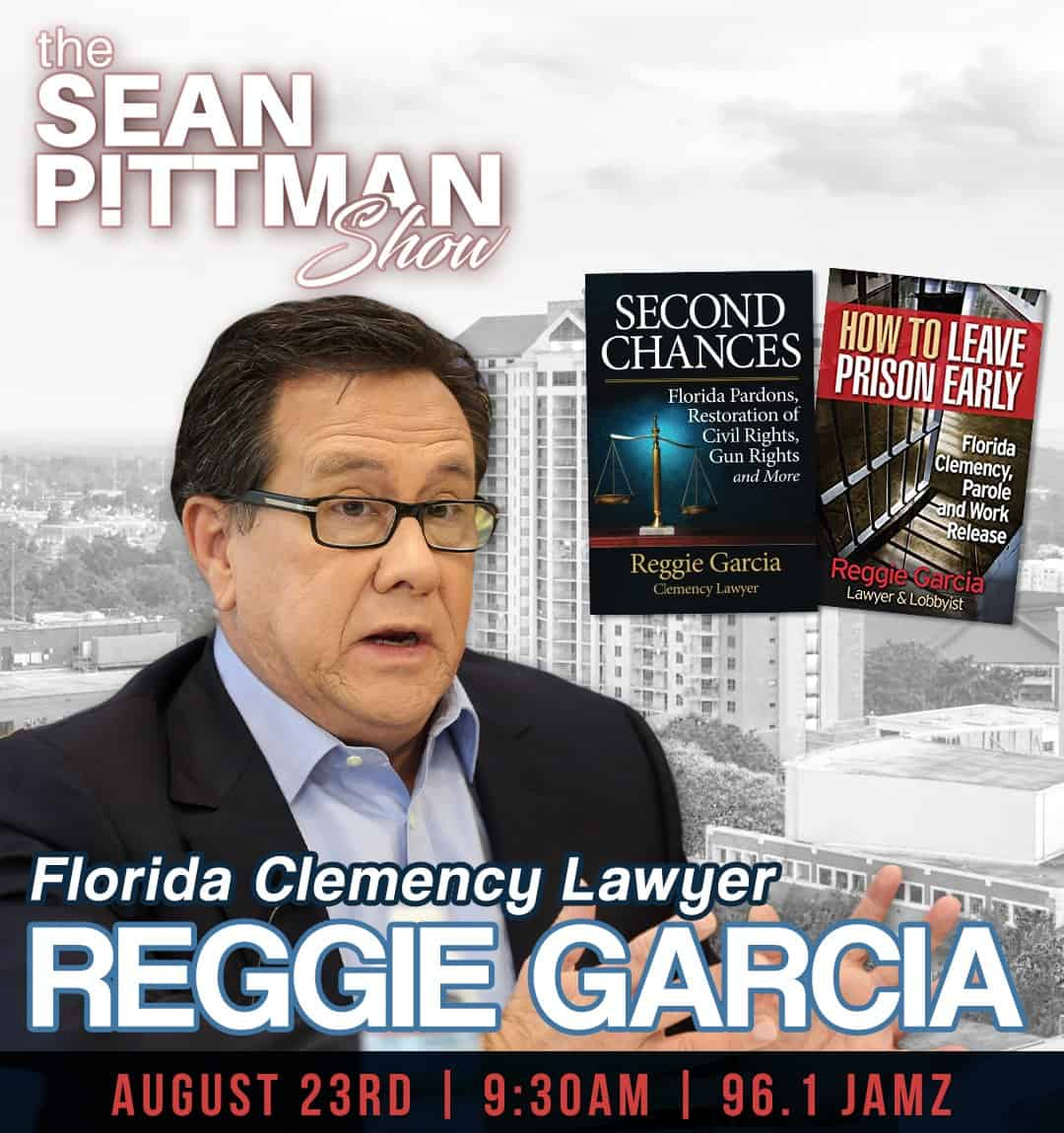 Florida Clemency Attorney called into The Sean Pittman Show