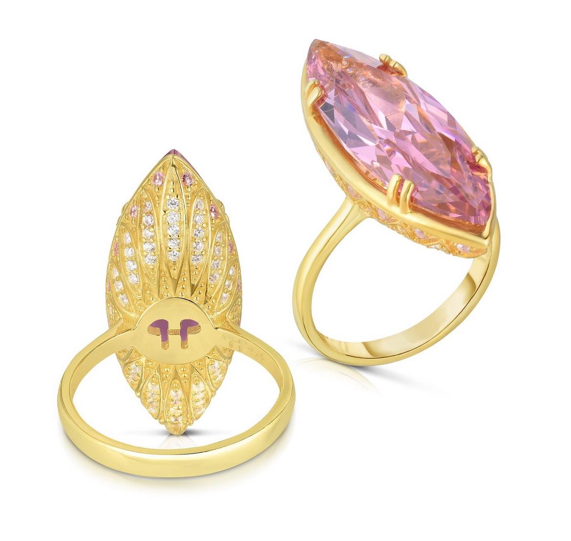 Pharaoun Cocktail Rings