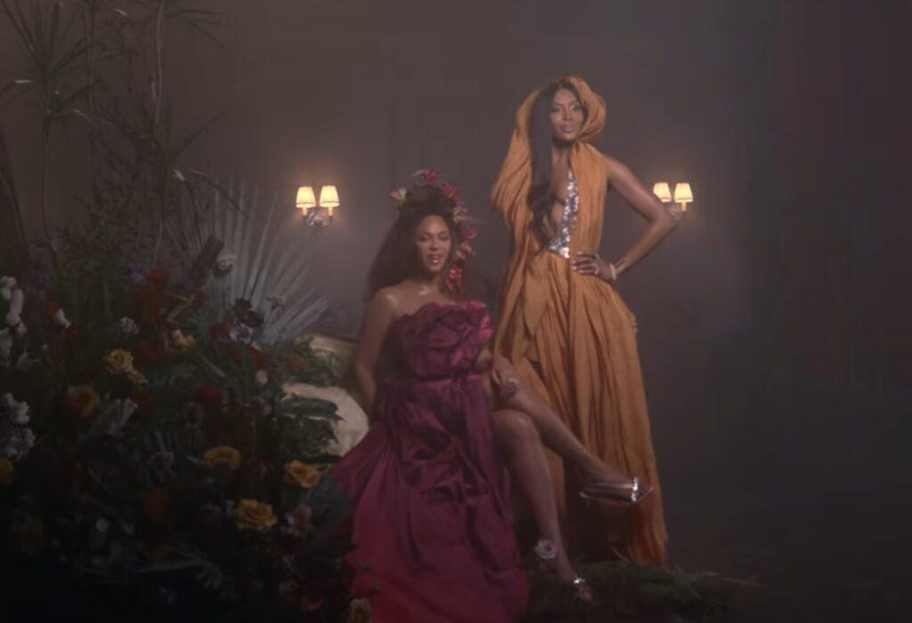 """Brown Skin Girl"""" by Beyoncé, Blue Ivy,  SAINt JHN & WizKiD"""
