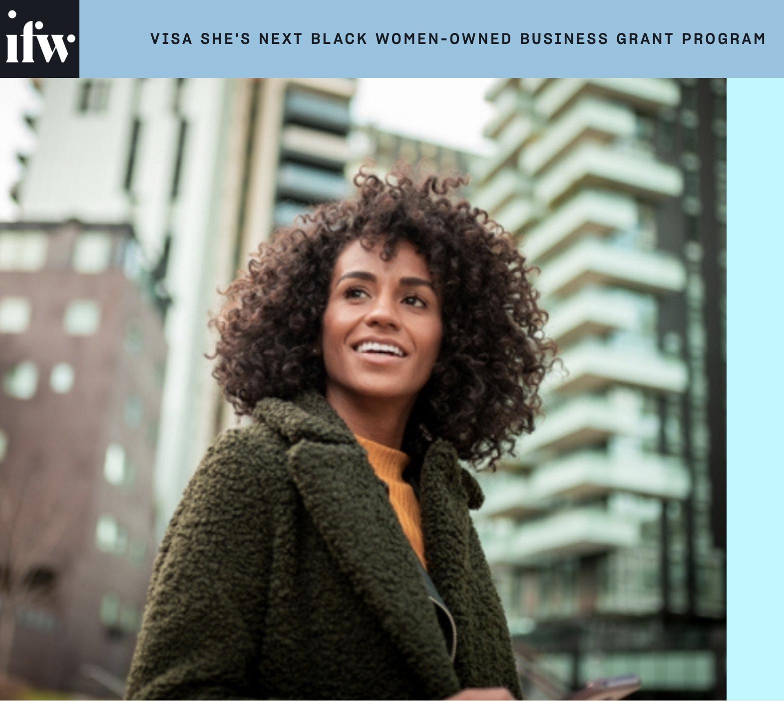 Visa black women