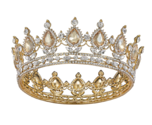 Queens Crown, Goddess Couture News