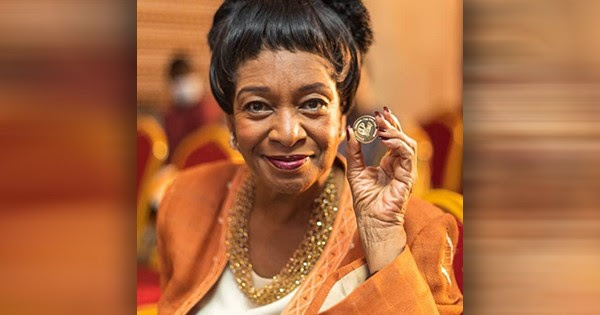 80-Year Old Black Jewelry Designer Makes History