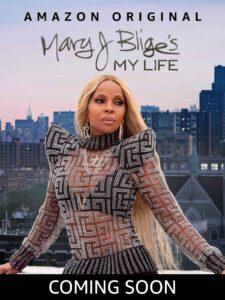 Mary J. Blige's My Life - Amazon Original Movie (2021)