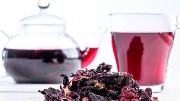 Hibiscus tea Goddess Couture