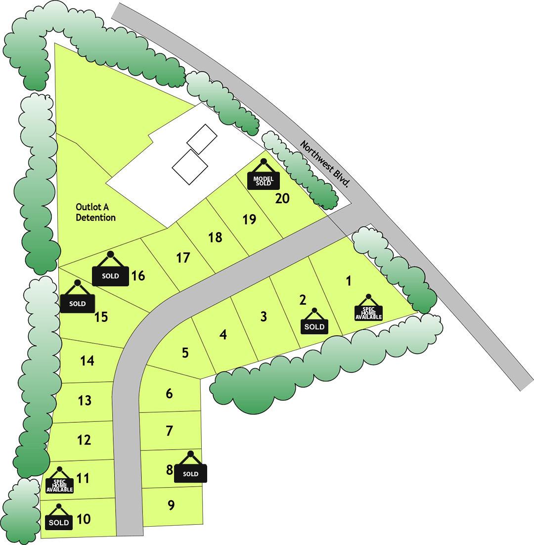Seng Meadows Plot Map