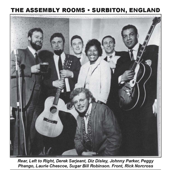 Rick Norcross 1966 - The Assembly Rooms