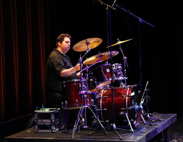 Ian Keller percussionist