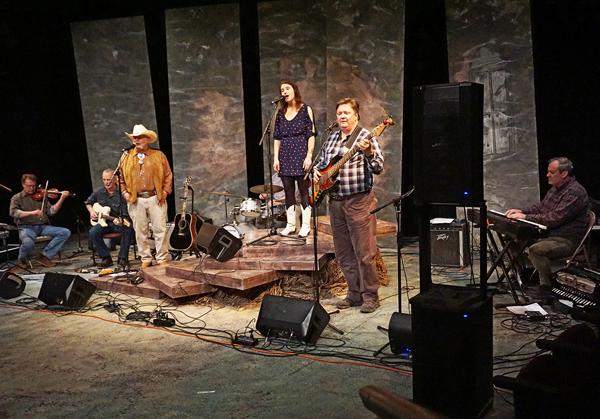 Rick & The All-Star Ramblers at Lost Nation