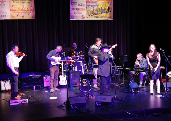 Rick & The All-Star Ramblers Western Swing Band