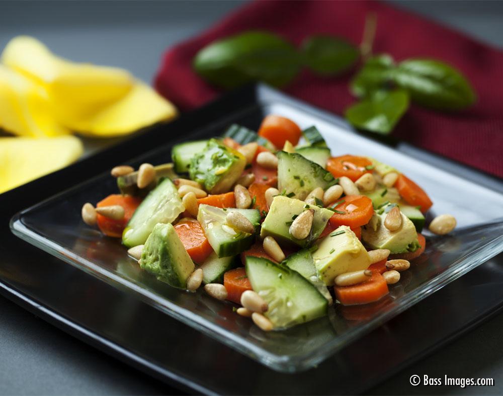 Cindy's Kaffir Lime Salad