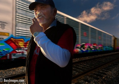 Roy and Train