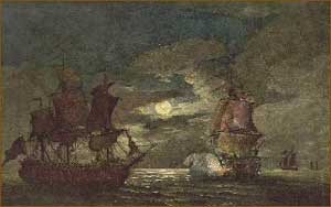 Ships at Battle