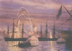 Bombs Bursting at Ft. McHenry