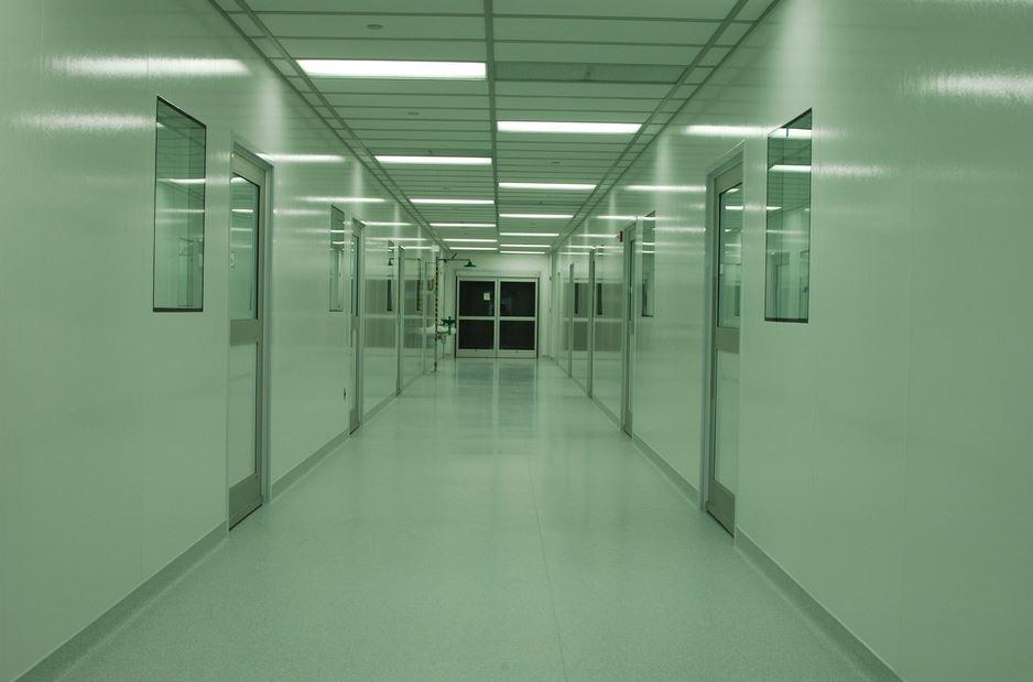 hospital corridor