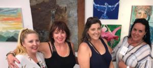 Membership Melody August 2019 Exhibit, Renee Martine