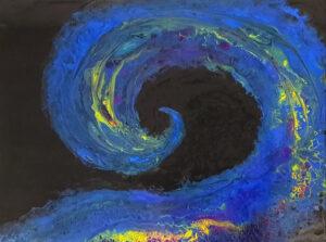 Renee Martine—Artist   acrylic abstract Rocklin CA