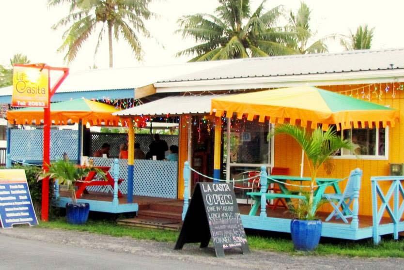 La Casita Mexican Cafe