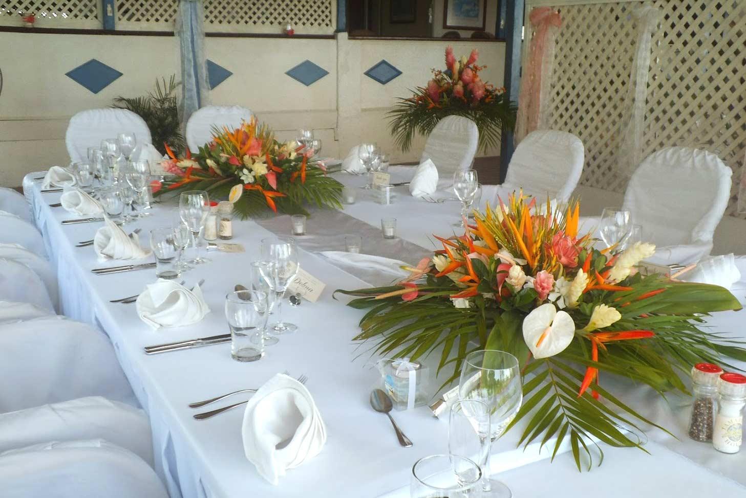 Weddings at Tamarind House