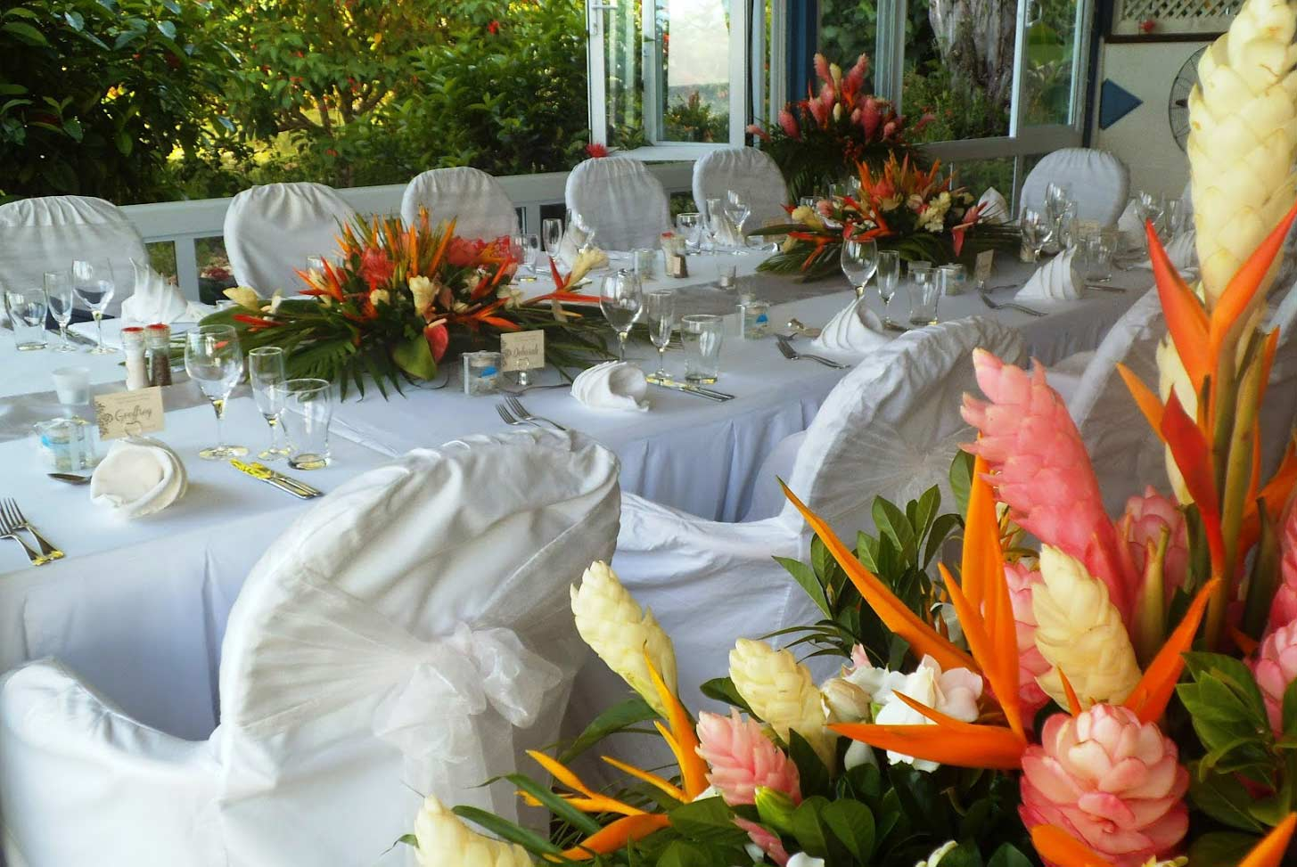 Wedding at Tamarind House