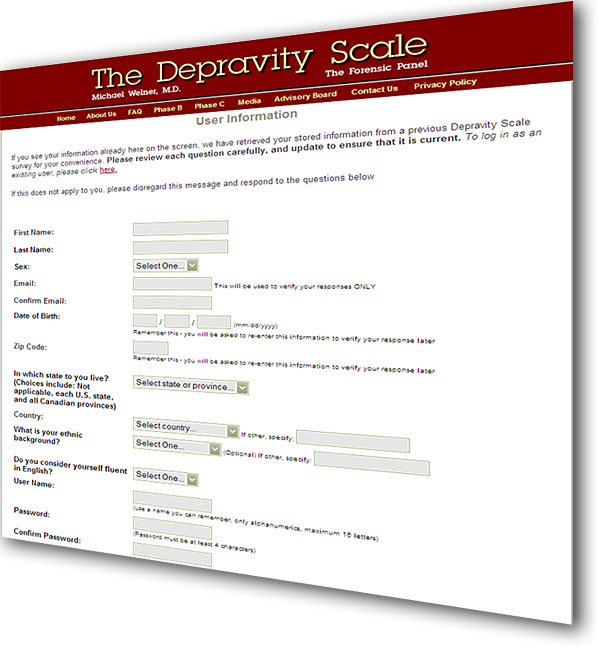Getting What We Deserve: The Depravity Standard