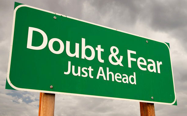 Self-Doubt: A Love Story