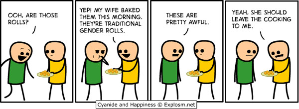 cyanide-and-happiness-traditional-gender-roles
