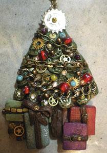 steampunk-christmas-tree